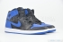Air Jordan 1 Retro (Black/Royal Blue) 2