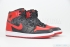 Air Jordan 1 Retro (Black/Varsity Red) 2