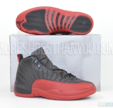 Air Jordan 12 Retro (Black/Varsity Red) 1