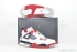 Air Jordan 4 Retro (White/Varsity Red-Black) 1