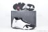 Air Jordan 14 Retro (White/Black-Var Red-Met Silv) 1