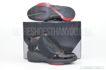 Air Jordan 19 (Black/Chrome-Varsity Red) 1
