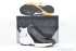 Air Jordan 19 (Black/Black-Met Gold-White) 1