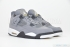 Air Jordan 4 Retro (Cool Grey/Chrome-Dk Charc-V Mz) 2