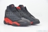 Air Jordan 13 Retro (Black/True Red) 2