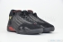 Air Jordan 14 Retro (Black/Varsity Red-Black) 2