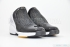 Air Jordan 19 (Black/Black-Met Gold-White) 2