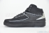 Air Jordan 2 Retro (Black/Chrome) 4