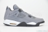 Air Jordan 4 Retro (Cool Grey/Chrome-Dk Charc-V Mz) 3
