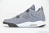 Air Jordan 4 Retro (Cool Grey/Chrome-Dk Charc-V Mz) 4