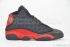 Air Jordan 13 Retro (Black/True Red) 3