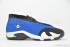 Air Jordan 14 Low (Varsity Royal/Black-White) 3