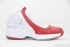 Air Jordan 19 (White/Chrome-Varsity Red) 3