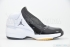 Air Jordan 19 (Black/Black-Met Gold-White) 3