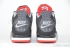 Air Jordan 4 Retro (Black/Cement Grey) 6