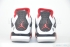 Air Jordan 4 Retro (White/Varsity Red-Black) 6