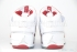Air Jordan 19 (White/Chrome-Varsity Red) 6
