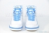 Air Jordan 2 Retro (White/University Blue-V Maize) 5