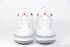 Air Jordan 3 Retro (White/Cement Grey-Fire Red) 5