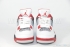 Air Jordan 4 Retro (White/Varsity Red-Black) 5