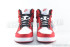 Air Jordan 1 KO High OG (White-Black-Gym Red) 5