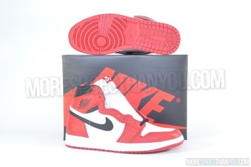 Air Jordan 1 Retro High OG (White+Black+Varsity Red) 01
