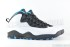 Air Jordan 10 Retro (White-Dk Powder Blue-Black) 2
