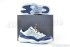 Air Jordan 11 Low Retro (Grey Mist-White-Midnight Navy) 1