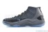 Air Jordan 11 Retro (Black-Gamma Blue-Blck-Vrsty Mz) 4