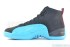 Air Jordan 12 Retro (Black-Gym Red-Gamma Blue) 4