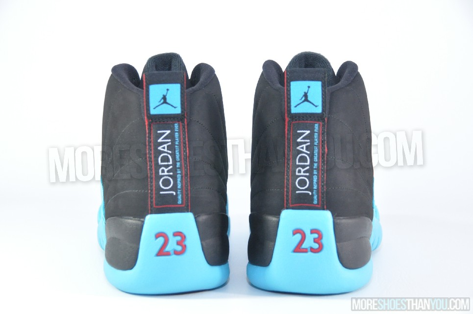 buy popular 38ac4 efcb6 ... Air Jordan 12 Retro (Black-Gym Red-Gamma Blue) 6 ...