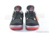 Air Jordan 4 Retro (Black-Cement Grey-Fire Red) 5