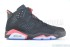 Air Jordan 6 Retro (Black-Infrared) 3