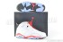 Air Jordan 6 Retro (White-Infrared-Black) 1
