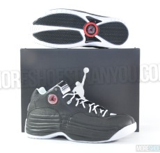 Jordan Jumpman Team 1 (Black-Black-Varsity Red-White) 1